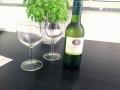 wijn welkom